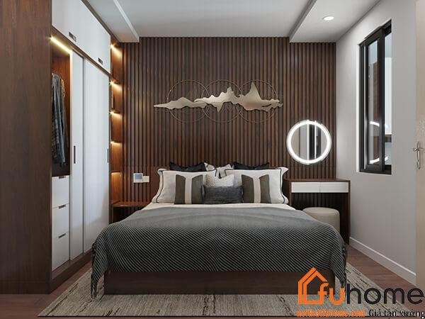 Phòng ngủ chung cư đẹp – 11 mẫu thiết kế phòng ngủ đẹp, ấn tượng nhất
