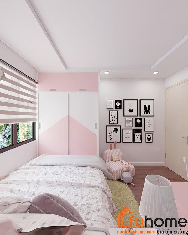 Thiết kế căn hộ chung cư 30m2  2