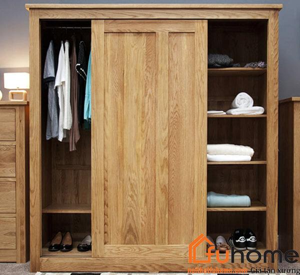 Mẫu tủ quần áo gỗ công nghiệp cao cấp được ưa chuộng nhất 2019 3