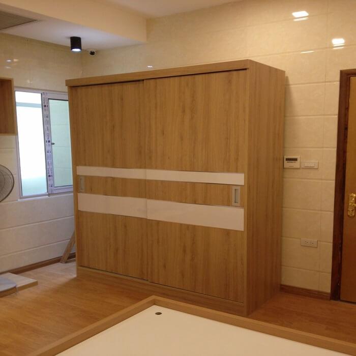Một số mẫu tủ quần áo 4 buồng gỗ công nghiệp mà bạn có thể tham khảo