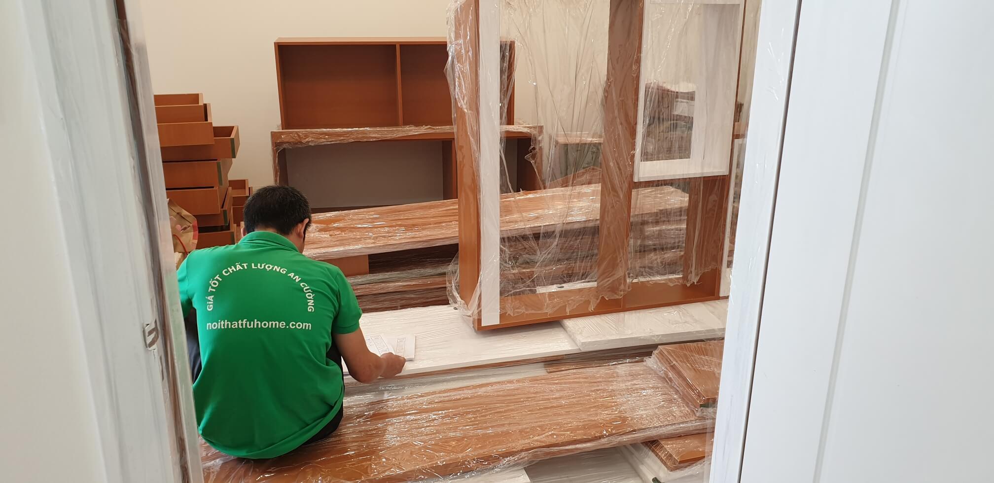 thiết kế, thi công nội thất chung cư TPHCM 10