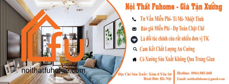 Nhận ngay bảng báo giá thiết kế nội thất chung cư Fuhome để có được nhiều ưu đãi
