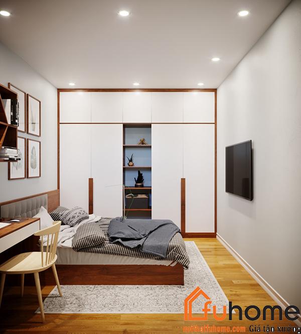 Báo giá hoàn thiện nội thất chung cư cho công trình đẹp như mơ 3