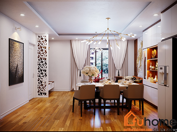 Những mẫu nhà chung cư đẹp khiến bạn mê mẩn3