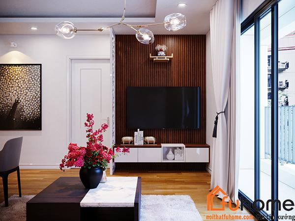Nội thất Fuhome - Thiết kế nội thất chung cư hiện đại giá rẻ nhất