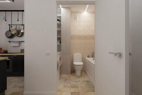 Kinh nghiệm thiết kế căn hộ mini đẹp và ấn tượng 4