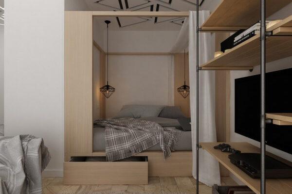 Một số phong cách thiết kế chung cư mini phù hợp, đẹp khó cưỡng