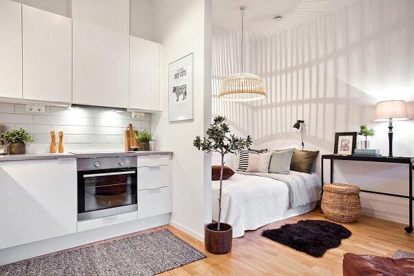 Kinh nghiệm thiết kế căn hộ mini đẹp và ấn tượng 3