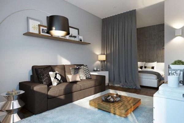 Kinh nghiệm thiết kế căn hộ mini đẹp và ấn tượng