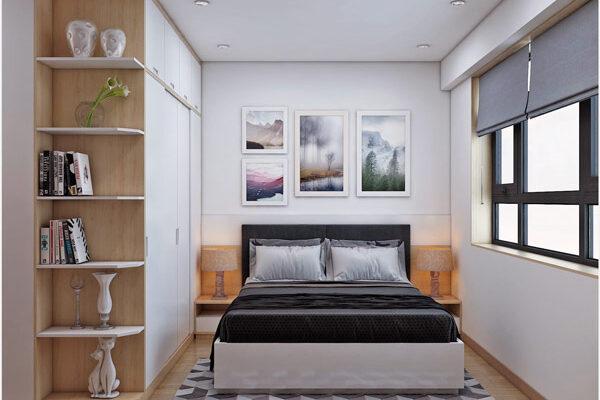 Thiết kế nội thất chung cư 3 phòng ngủ cho không gian sống đẹp và tiện nghi 10