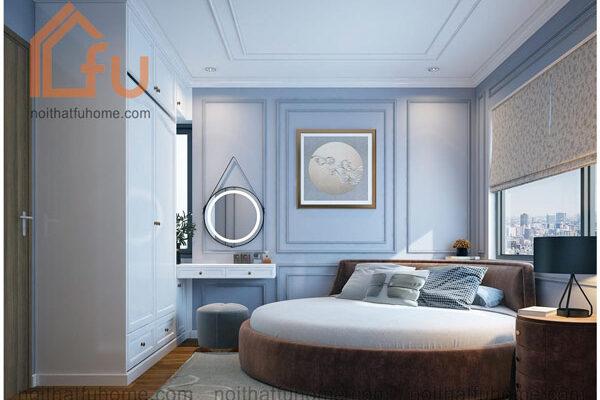 Thiết kế nội thất chung cư 3 phòng ngủ cho không gian sống đẹp và tiện nghi 7