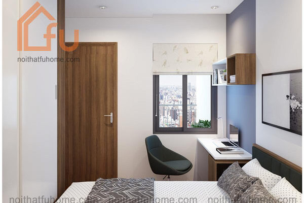 Thiết kế nội thất chung cư 3 phòng ngủ cho không gian sống đẹp và tiện nghi 8
