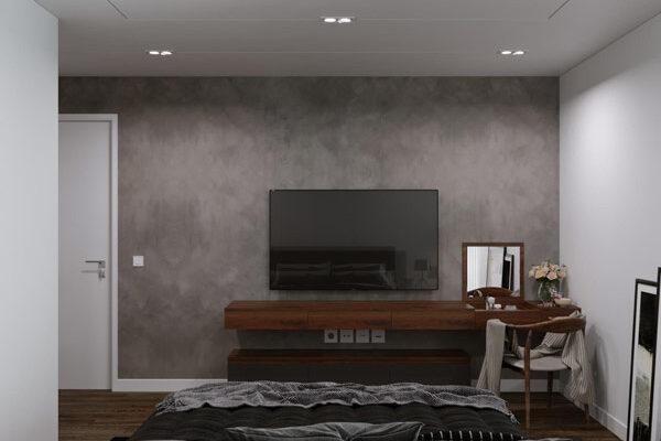 Thiết kế nội thất chung cư 3 phòng ngủ cho không gian sống đẹp và tiện nghi 14
