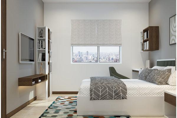 Kinh nghiệm thiết kế nội thất chung cư nhỏ để tối ưu không gian 2