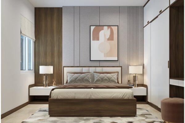 Thiết kế nội thất chung cư 3 phòng ngủ cho không gian sống đẹp và tiện nghi 4