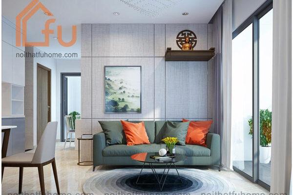Thiết kế nội thất chung cư 3 phòng ngủ cho không gian sống đẹp và tiện nghi 6