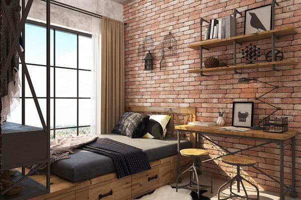 Một số phong cách thiết kế chung cư mini 3