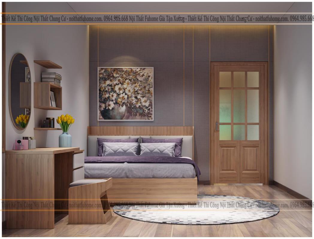 Giường gỗ công nghiệp giá rẻ tại sao lại được ưa chuộng? 1
