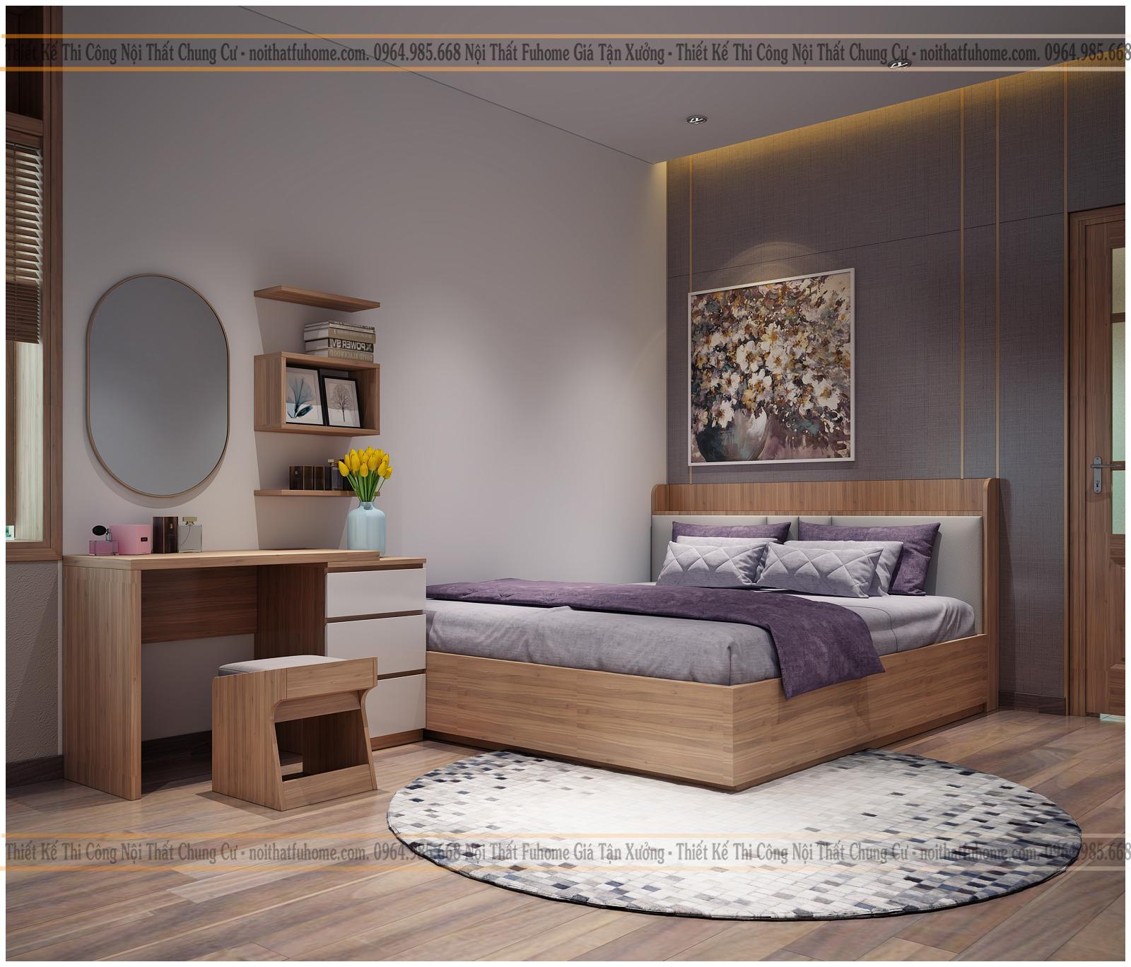 mẫu thiết kế đảm bảo phong thủy nội thất nhà ở 5