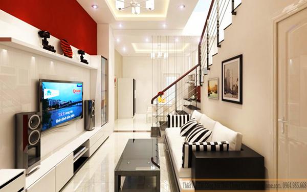 Một số mẫu thiết kế nội thất nhà ở