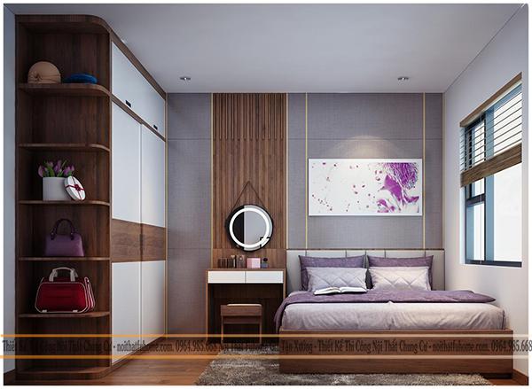 Nội thất Fuhome - Địa chỉ thiết kế nội thất chung cư đẹp chất lượng nhất