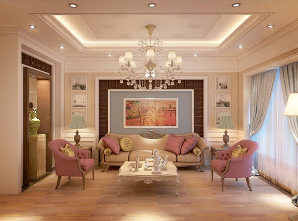 Thiết kế nội thất biệt thự Pháp – Nét sang trọng, đẳng cấp bền vững với thời gian