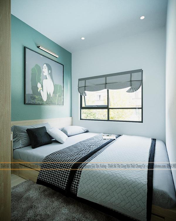 Nội thất Fuhome - Địa chỉ thi công giường gỗ công nghiệp giá rẻ nhất