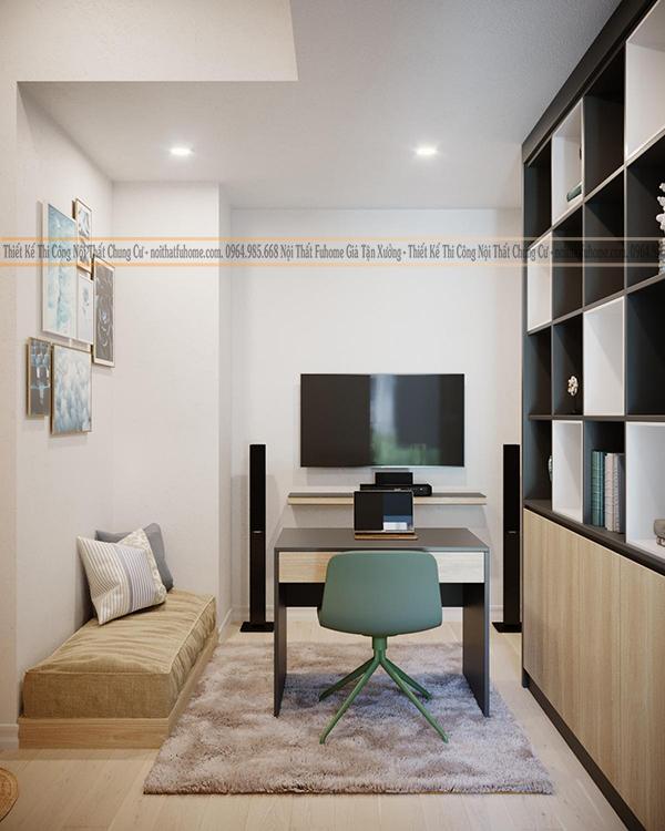 Mẹo nhỏ để có thiết kế nội thất chung cư đẹp 3