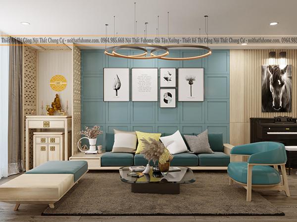 Báo giá hoàn thiện nội thất chung cư cho công trình đẹp như mơ