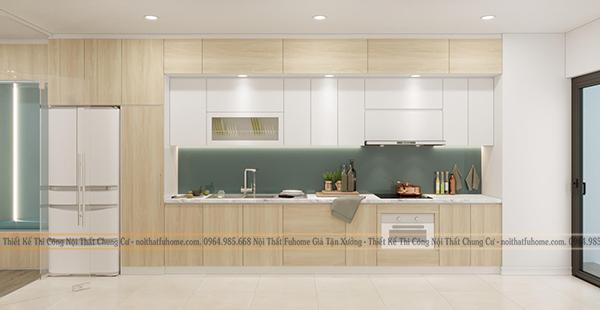Thiết kế nội thất bếp hiện đại – Bếp đẹp và đủ công năng