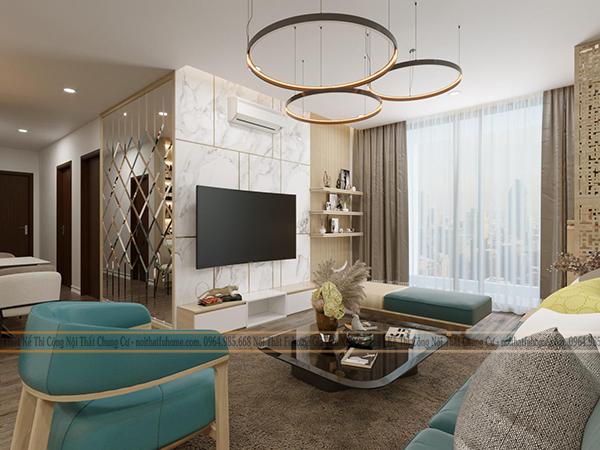 Tại sao nên thiết kế nội thất chung cư Hà Nội? 1