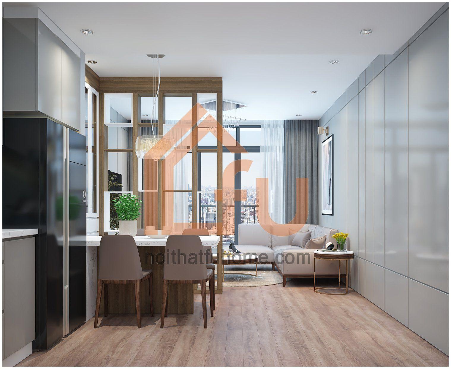 Chi phí thi công nội thất chung cư – Báo giá nội thất mới nhất 2021