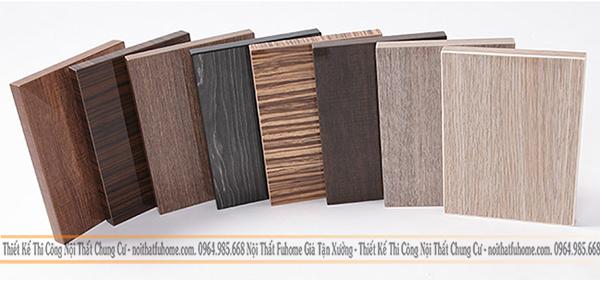 Nội thất Fuhome - Địa chỉ thi công ván ép gỗ MDF chất lượng với mức giá hợp lý nhất