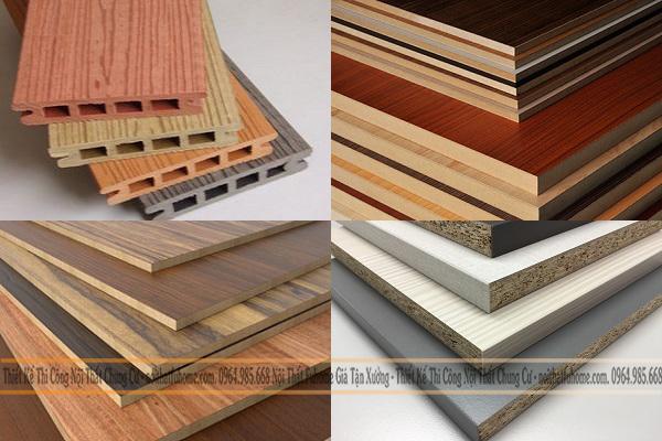 Nội thất Fuhome - Đơn vị thi công gỗ MFC An Cường với chất lượng đảm bảo nhất