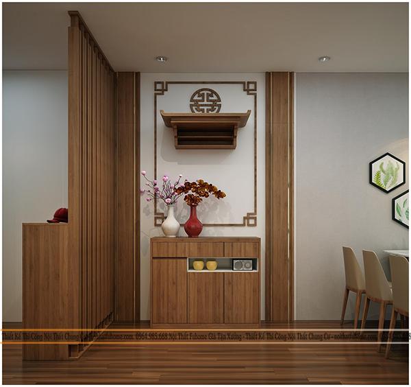 Thiết kế chung cư Eco Lake View 32 Đại Từ - Nội thất đẹp 3