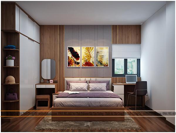 Nội thất Fuhome - Địa chỉ thiết kế nội thất biệt thự liền kề uy tín