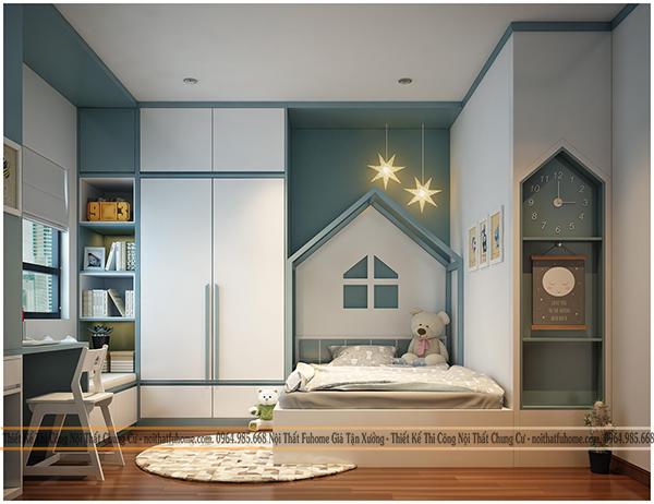 Nội thất Fuhome - Thiết kế thi công nội thất gỗ công nghiệp MFC chất lượng cao nhất