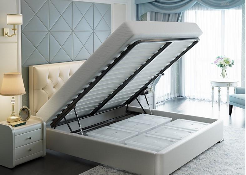 Giường gỗ công nghiệp giá rẻ tại sao lại được ưa chuộng?