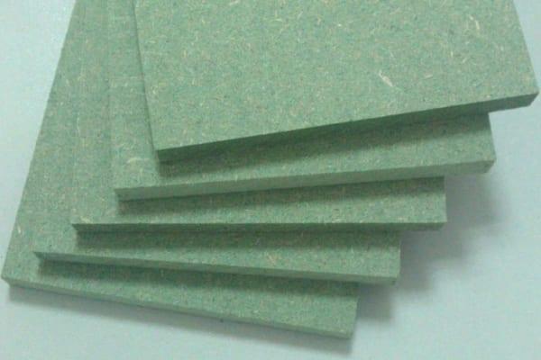 Gỗ ép công nghiệp HDF chống ẩm lõi xanh được sử dụng rất nhiều trong thi công nội thất hiện nay