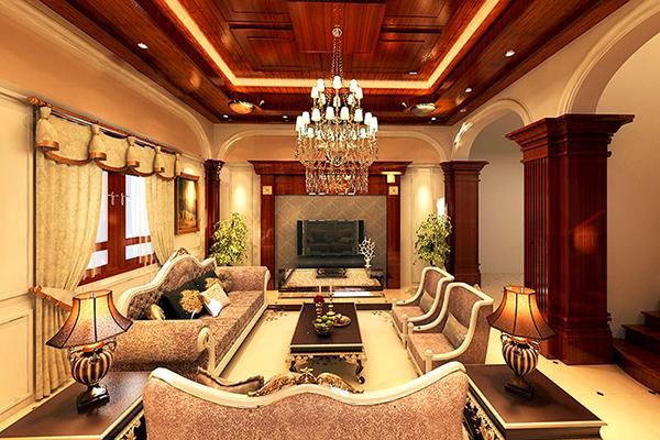 Thiết kế nội thất biệt thự cổ điển – Nét sang trọng, đẳng cấp không thể chối từ