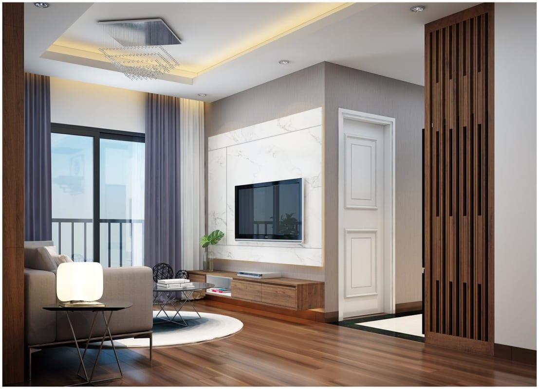 Nội thất Fuhome - Địa chỉ thi công sàn gỗ công nghiệp giá rẻ Hà Nội