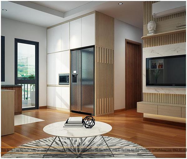 Nội thất làm từ gỗ công nghiệp có thể dễ dàng thay đổi