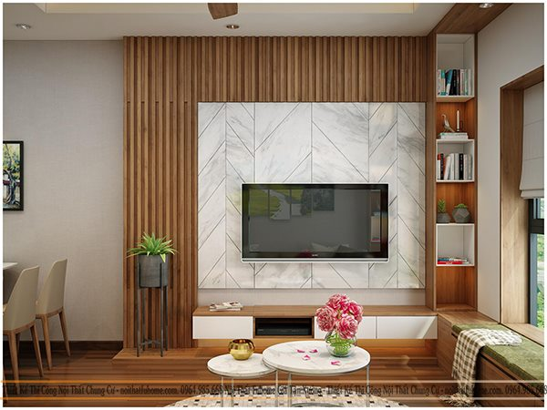 Thiết kế phòng khách chung cư nhỏ cho bí quyết cho không gian đẹp