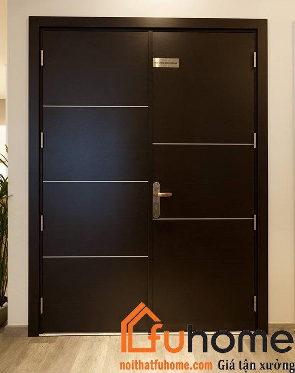 Báo giá cửa gỗ công nghiệp trong thiết kế, thi công nội thất