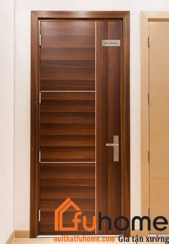 Nội thất Fuhome - Địa chỉ chuyên thi công lắp dựng cửa gỗ công nghiệp giá rẻ