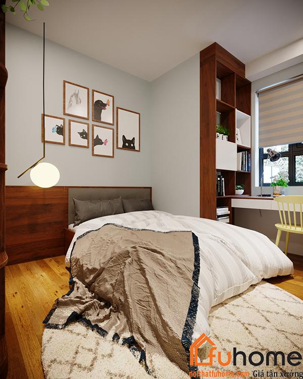 Những lưu ý khi thiết kế thi công nội thất phòng ngủ