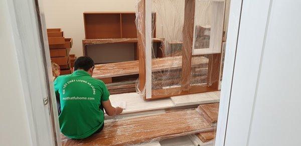 Xưởng thi công nội thất - Nội thất Fuhome 1