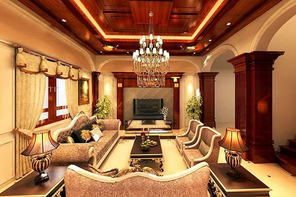 Thiết kế thi công nội thất biệt thự cho vẻ đẹp sang trọng, đẳng cấp