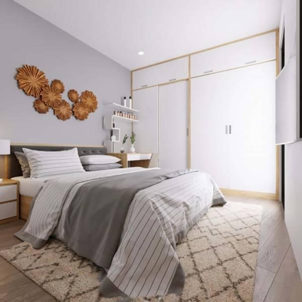 thiết kế thi công nội thất quận Hai Bà Trưng phòng ngủ