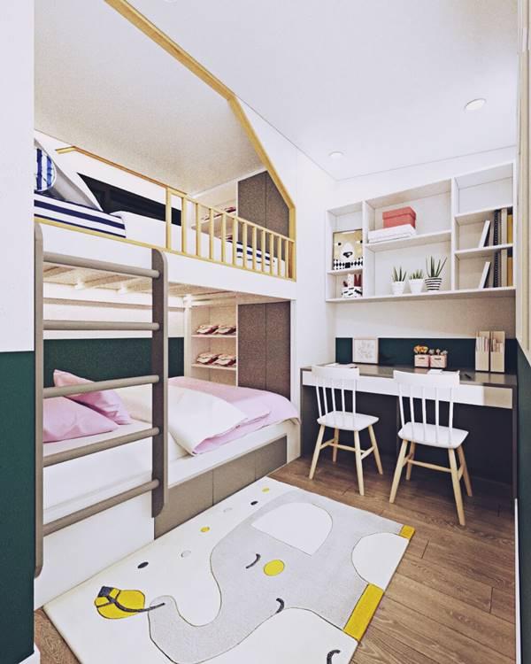 3.Những mẫu giường gỗ công nghiệp giá rẻ được ưa chuộng nhất hiện nay